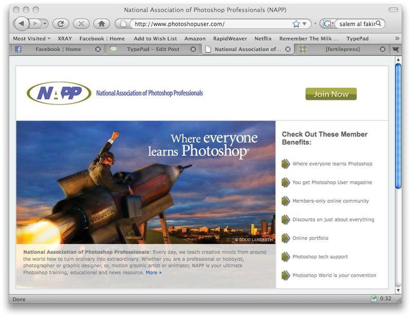 NAPP Site
