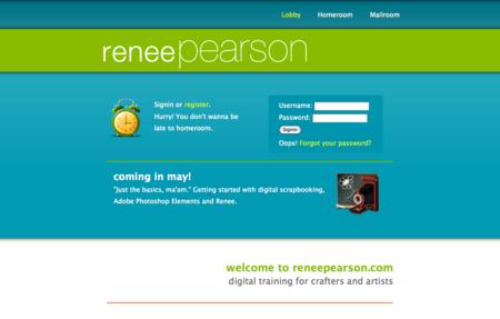 Renee's site